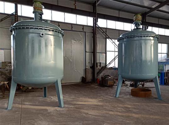 开式碳钢反应釜