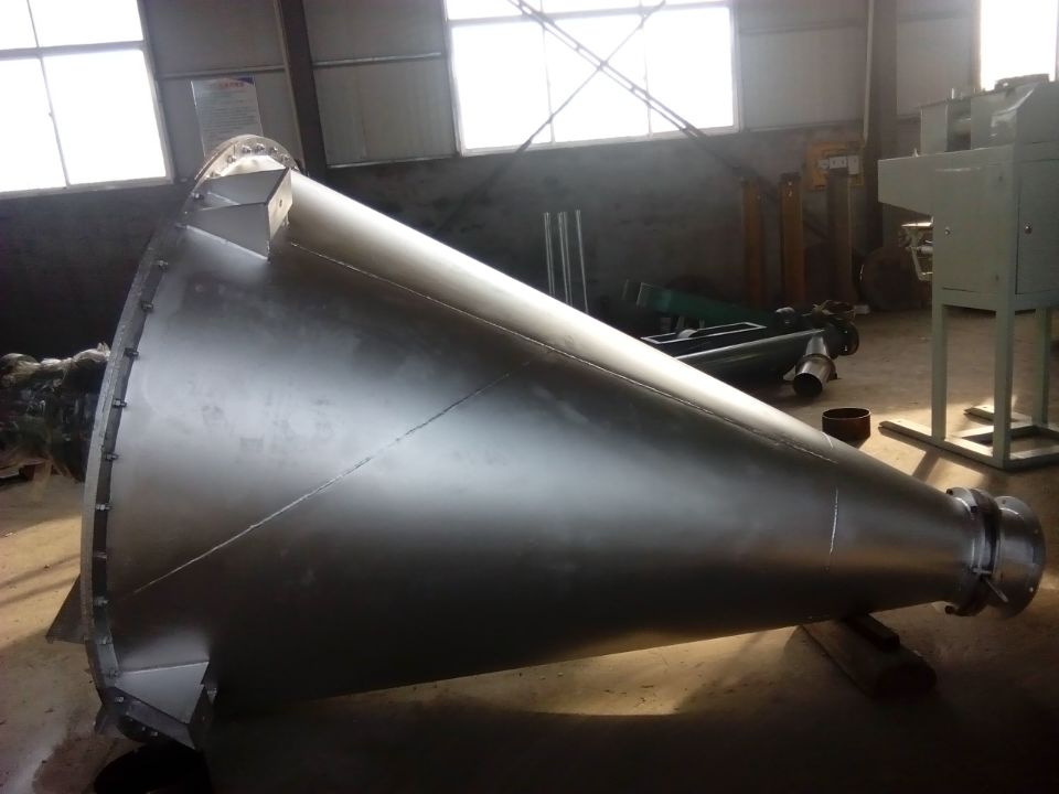 悬臂双螺旋锥形混合机